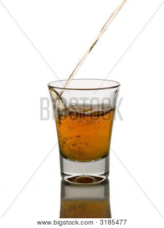 Shot Of Whisky