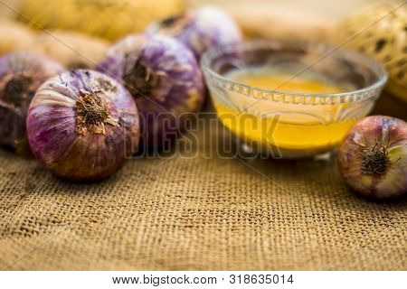 Best Earth Growth-boosting Potion Consisting Of Ingredients Which Are Potato Juice And Onion Juice I
