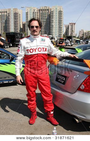LOS ANGELES - APR 3:  Kim Coates at the 2012 Toyota Pro/Celeb Race Press Day at Toyota Long Beach Grand Prix Track on April 3, 2012 in Long Beach, CA