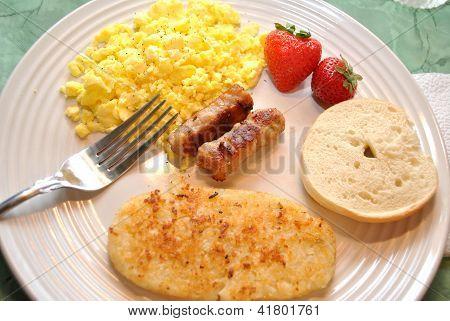 Nutritional Breakfast