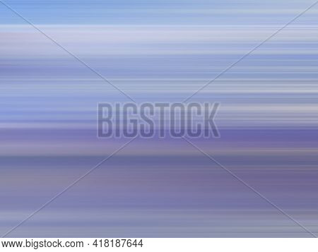 Soft Violet, Blue, Pale Pink, Gray, White Speed Lines. Multicolored Smooth Gradient. Abstract Backgr
