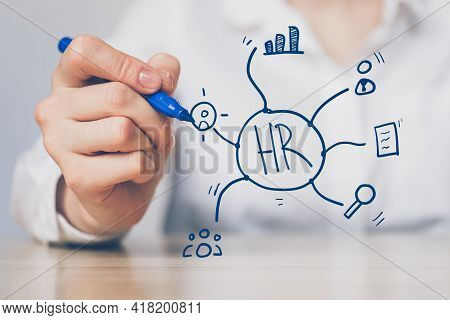 The Concept Of Human Resources And Types Of Personnel Search, Statistics And Recruitment System