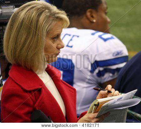 Nbc Andrea Kremer Sportscaster