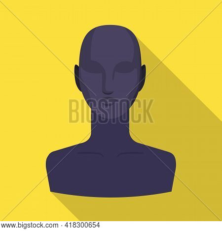 Vector Design Of Dummy And Face Icon. Graphic Of Dummy And Test Vector Icon For Stock.