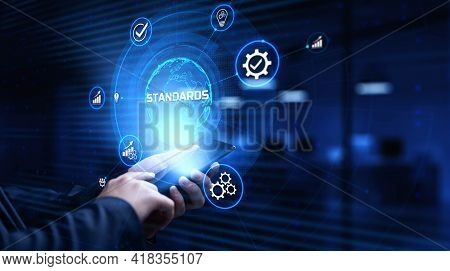 Standard Iso Quality Control Assurance Standardisation Certification
