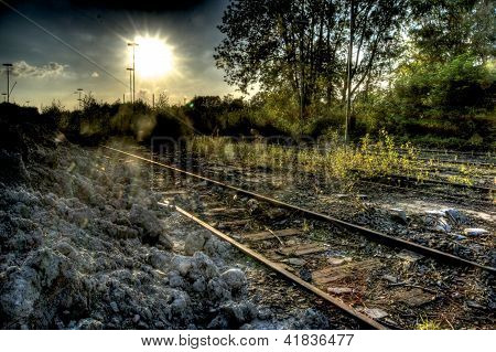 Railroad to nowere