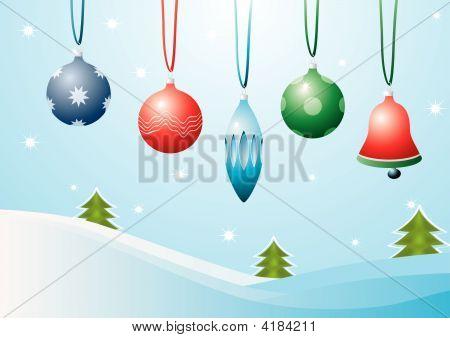 Christmas Decoration.Eps