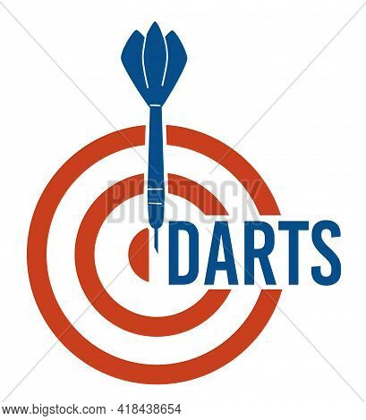 Dartboard, Playing Darts Game, Target With Aim