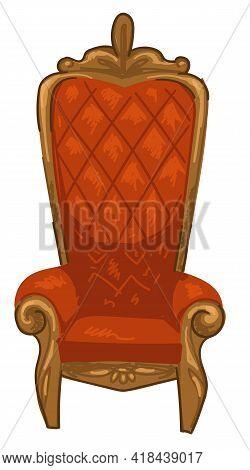 Retro Furniture, Victorian Epoch Soft Comfy Chair