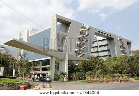 Cyber Gateway offices, Hyderabad