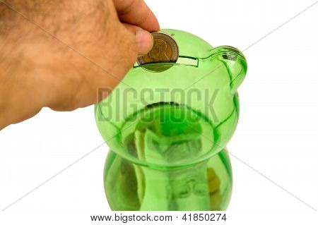 Drops A Coin Bank.2