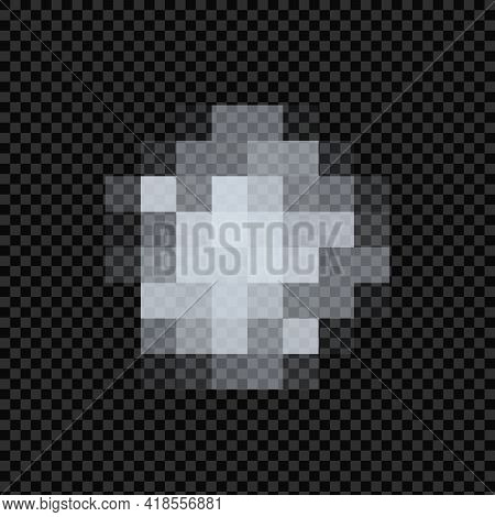 Censored Pixelated Bar Pattern. Nudity Skin Or Sensitive Text Adult Content Cover. Abstract Censorsh