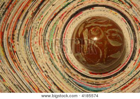 Sphere In Vortex