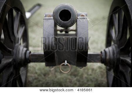 Revolutionary War Cannon Barrel