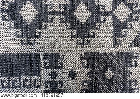 Background, Texture Carpet Multicolored. A Photo Carpet