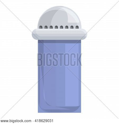 Water Purification Cylinder Icon. Cartoon Of Water Purification Cylinder Vector Icon For Web Design