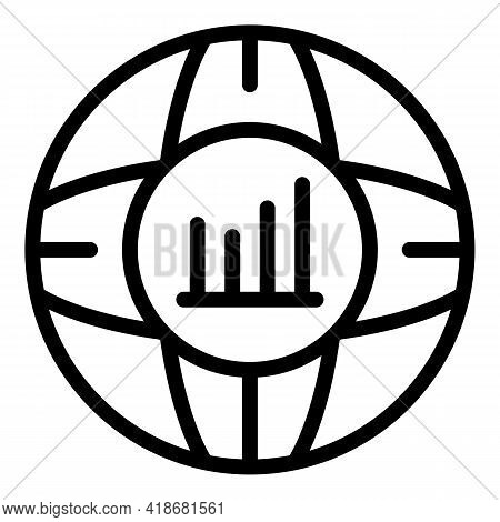 Professional Realization Icon. Outline Professional Realization Vector Icon For Web Design Isolated
