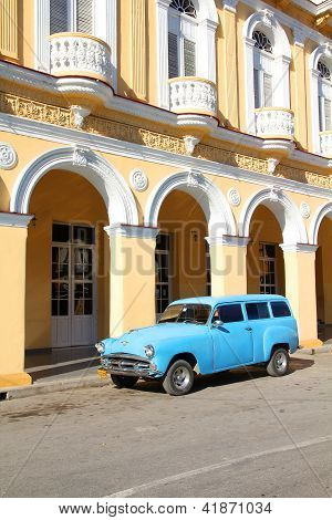 Car In Cuba