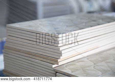 Ceramic Tiles. A Shop That Sells Ceramic Tiles.