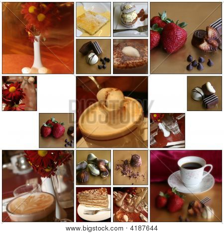 Cafe Montage Large