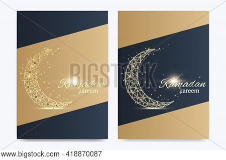 Vector Template For Brochure, Leaflet, Flyer, Advert, Cover, Catalog, Poster, Magazine Or Annual Rep