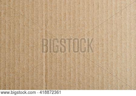 Texture Of Brown Carton Surface