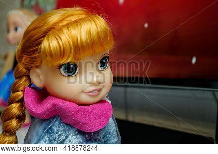 Princess Anna Doll