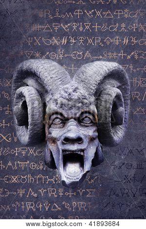 Alchemical Devil