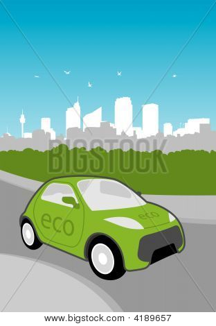 Eco City Car