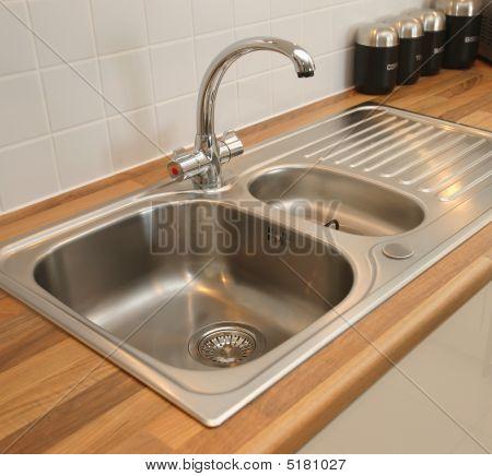 New Domestic Kitchen Sink
