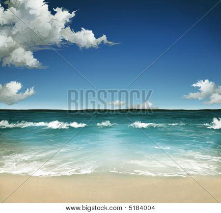 Sommer Meer
