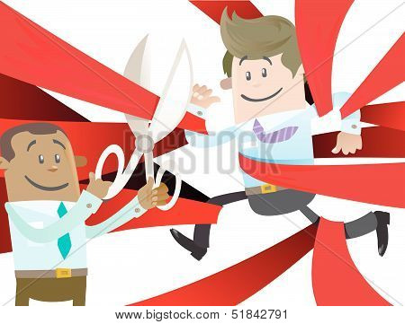 Business Buddy is Cut Free from Red Tape.