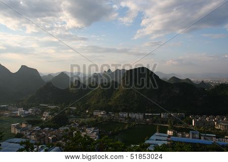 Guilin City Hills
