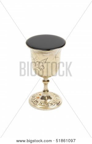 Kiddush Cup, Isolated