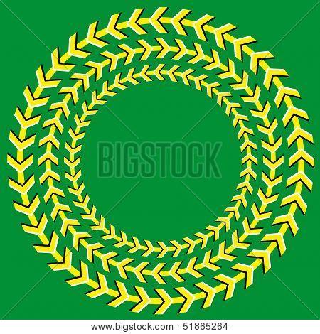 Optical Illusion (rotation)