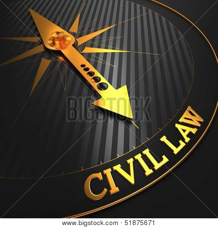 Civil Law. Business Background.
