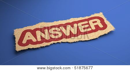 Answer. Business Concept.