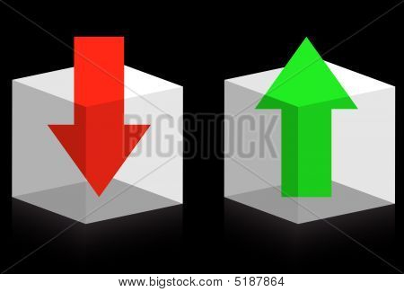 Arrows In Boxes