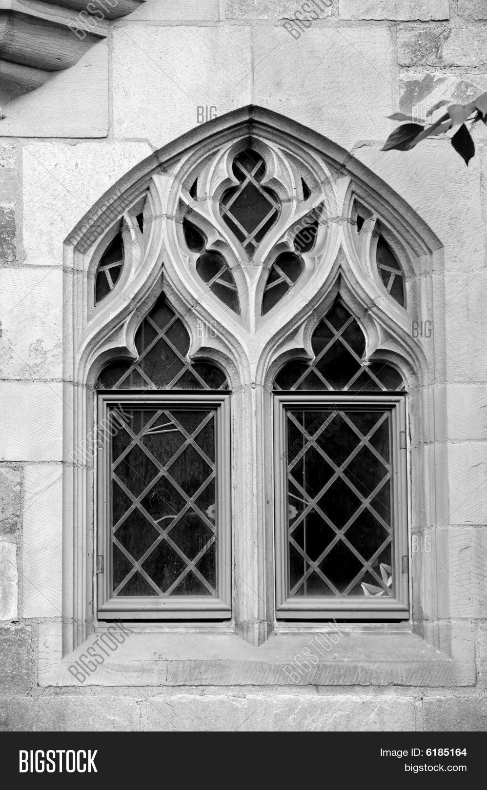 Gothic Window Image Photo Free Trial