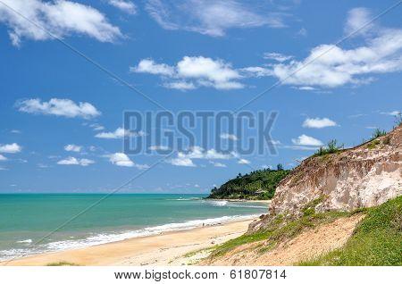 Beach Of Pipa, Natal (brazil)