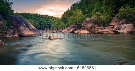 Cumberland River in Kentucky