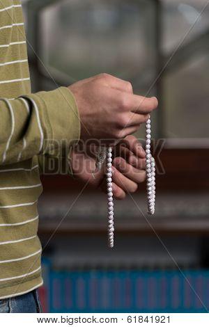 Prayer Using Rosary