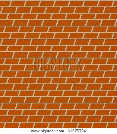 seamless brick pattern wall background