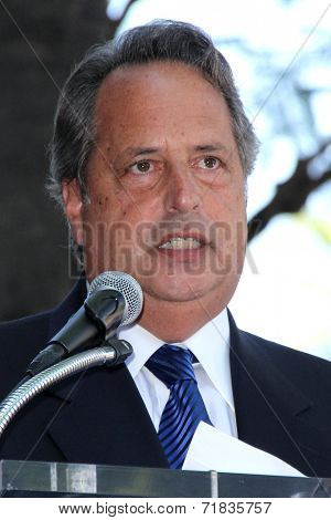 LOS ANGELES - AUG 26:  Jon Lovitz at the Phil Hartman Posthumous Star on the Walk of Fame at Hollywood Blvd on August 26, 2014 in Los Angeles, CA