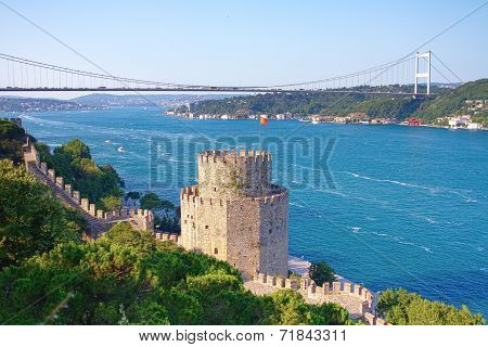 Rumeli Hisari Bosphorus Istanbul