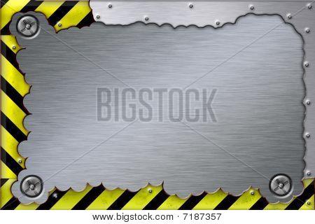 Screws In Steel