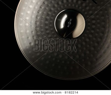 single cymbal
