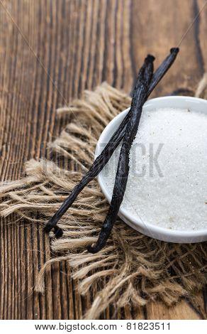 White Vanilla Sugar