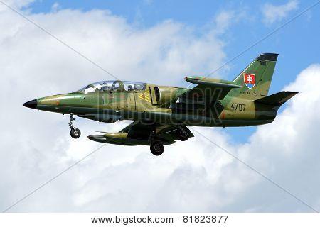 Slovak Air Force L-39 Albatros