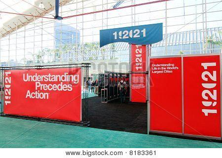 Esri User Conference 192021 Booth